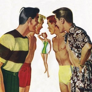 young-men-admiring-woman-in-bathing-suit-300x300